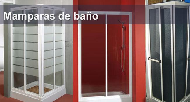 Mamparas Para Baño De Policarbonato:Mamparas de baño