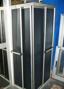 E r aberturas en aluminio - Mamparas de bano de acrilico ...